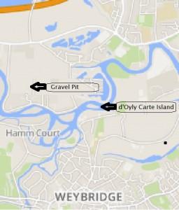 d'Oyly Carte Island map