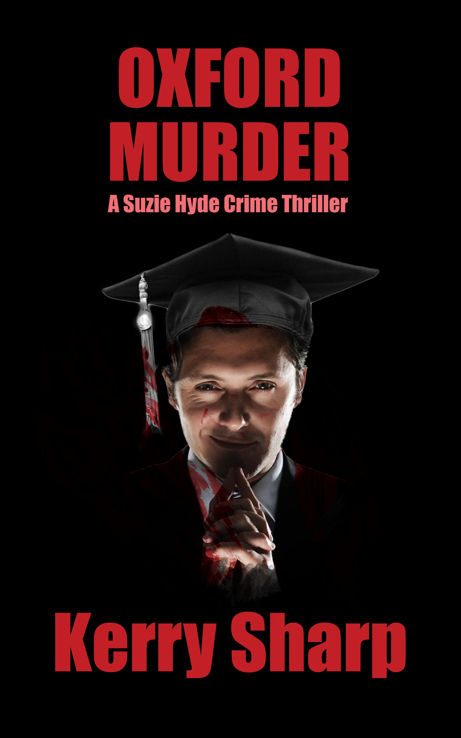 Oxford Murder Cover